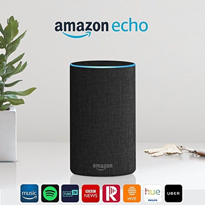 Amazon Echo 2nd Generation £54.99 (account specific)