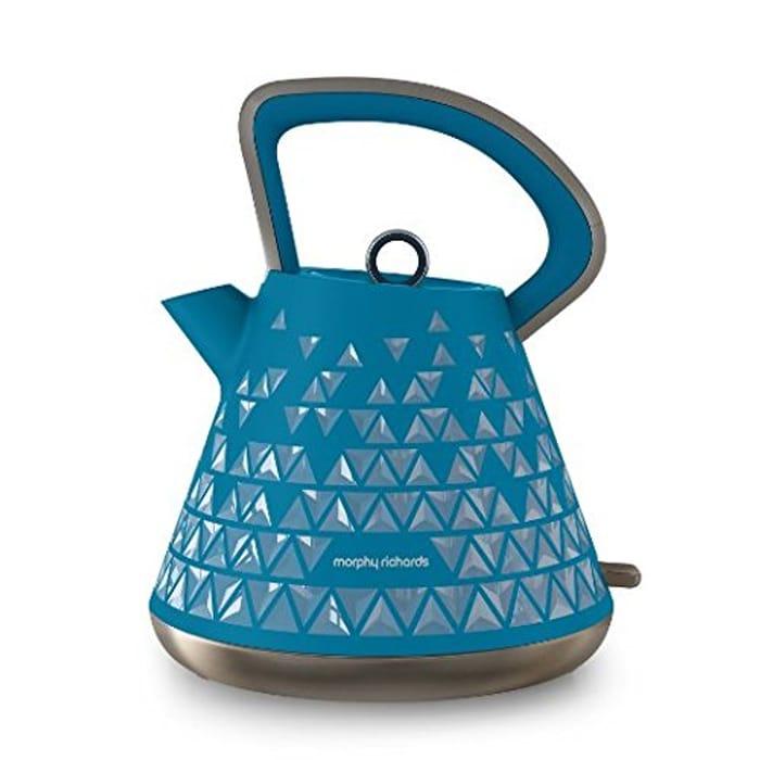 Morphy Richards 108104 Prism Kettle, Blue