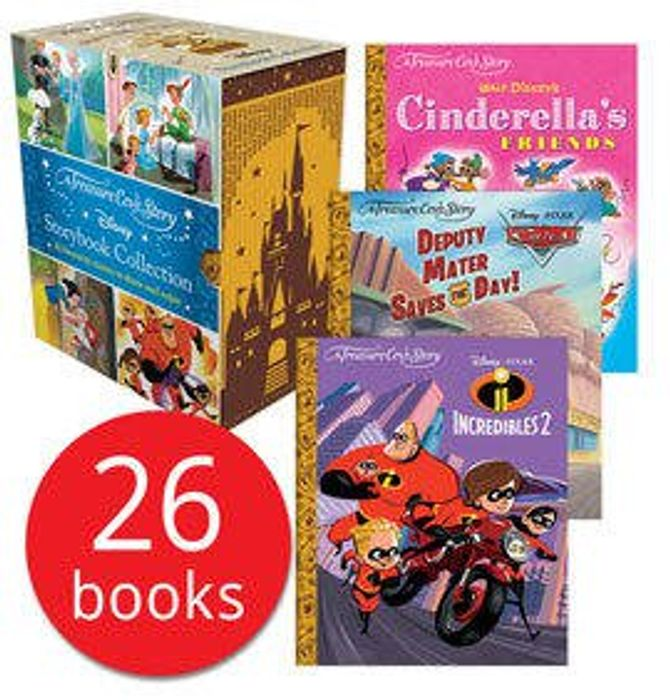 Disney Storybook Collection - 26 Books £12 with Code