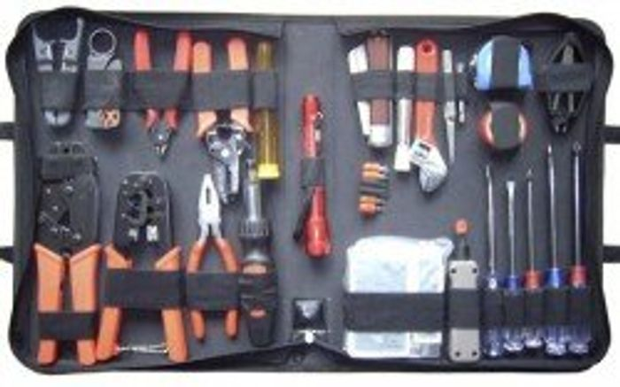 Gembird 31-Piece Tool Kit for TK Network