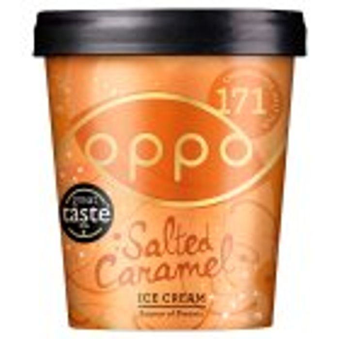 25% off Salted Caramel Ice Cream 475ml