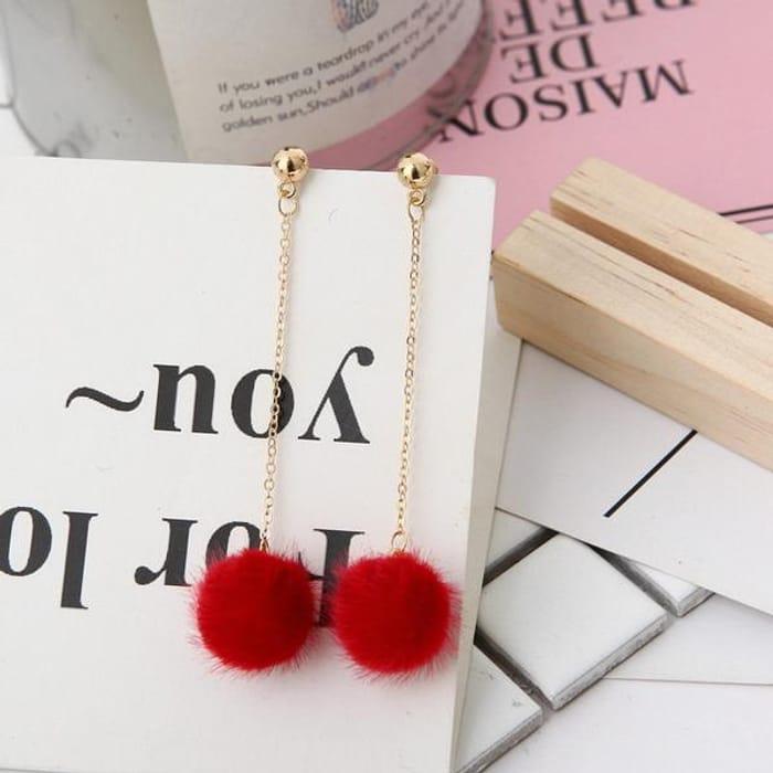 Free Heart Earrings