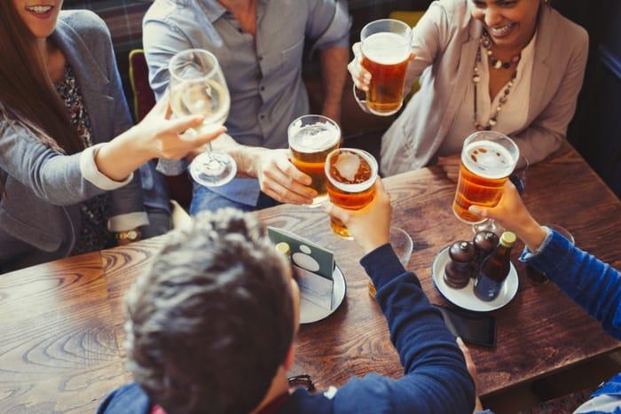 FREE DRINK BEER WINE or SOFT DRINK O2 Priority