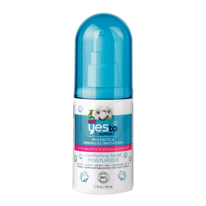 Yes to Cotton Facial Moisturiser 50ml