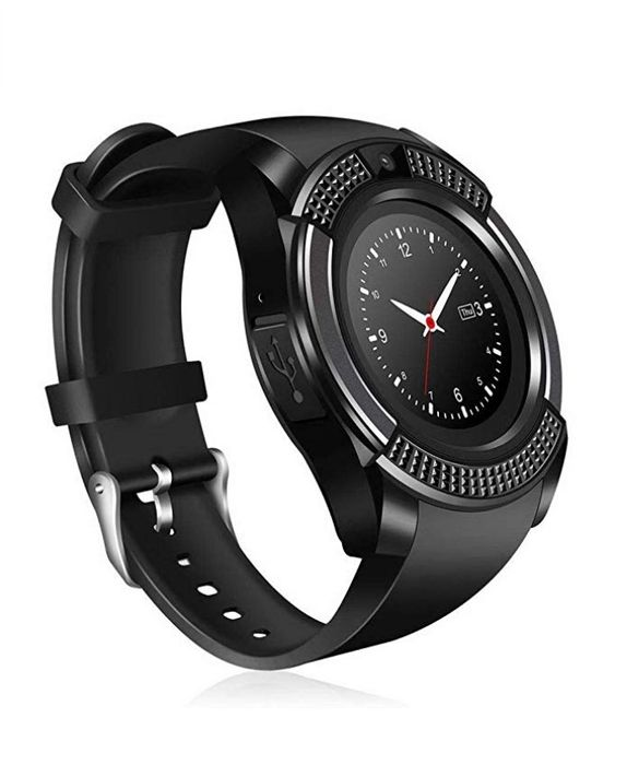 Bluetooth Smart Watch - Black