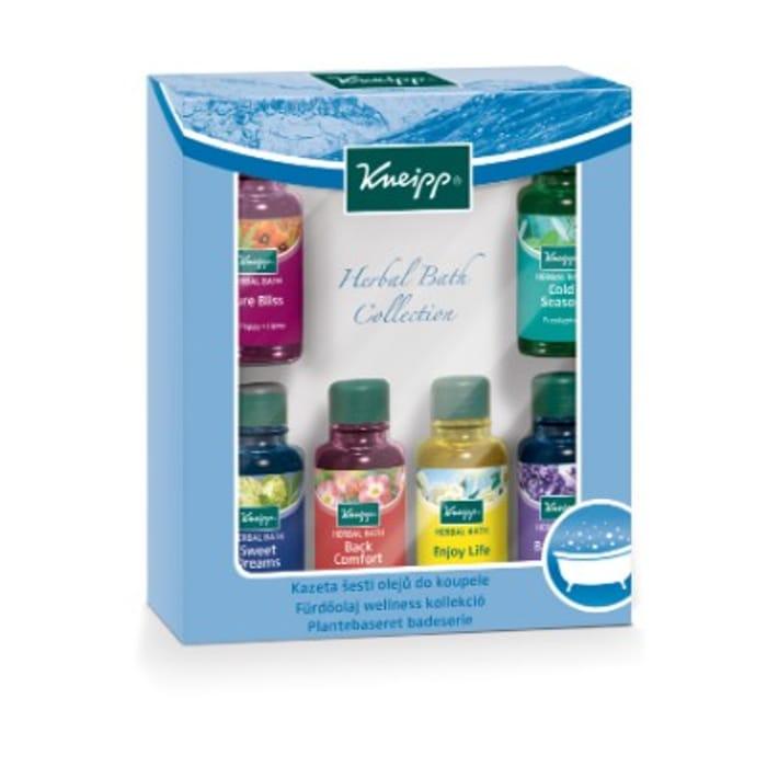 Kneipp Bath Oil Gift Set