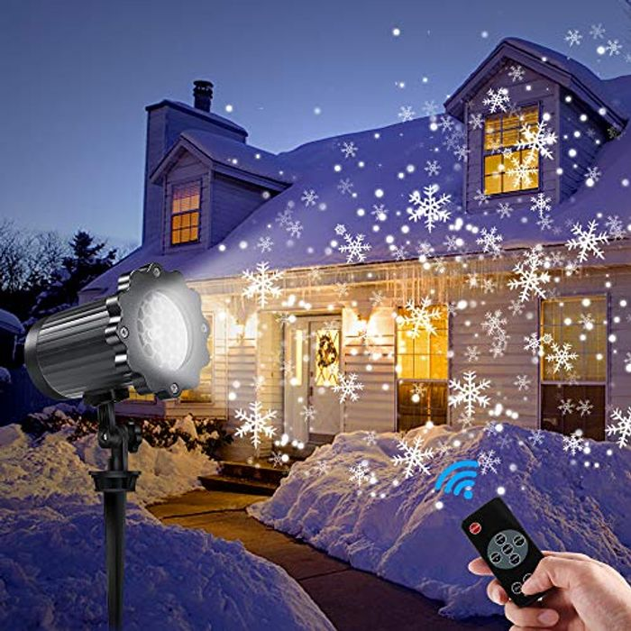 LED Projector Lights for Christmas Decoration
