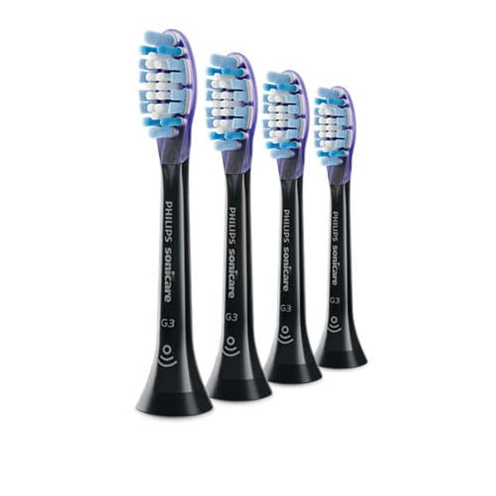 4 Packs Philips Sonicare G3 Premium Gum Care Standard Sonic Toothbrush Heads