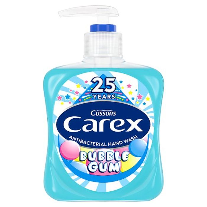 HALF PRICE Carex Kids Handwash Bubblegum 250Ml