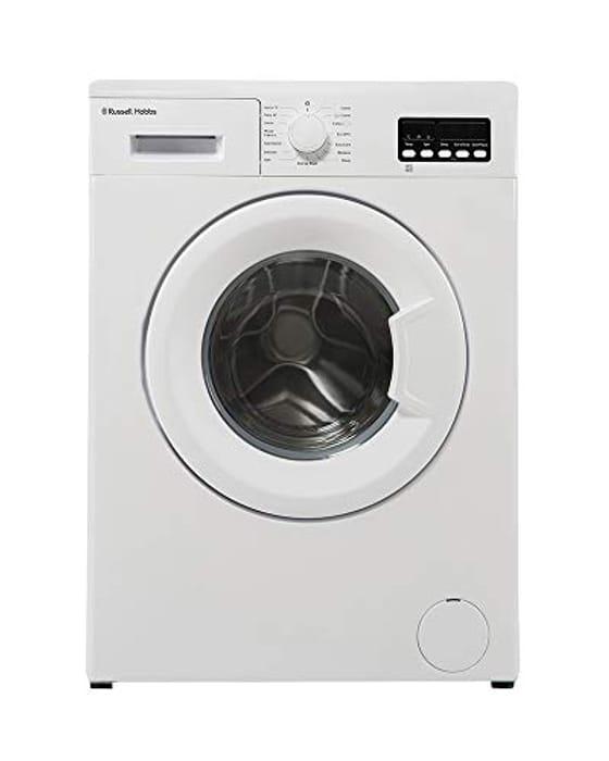 Russell Hobbs 7kg 1400 Rpm A+++ Washing Machine - 2 Year Guarantee**