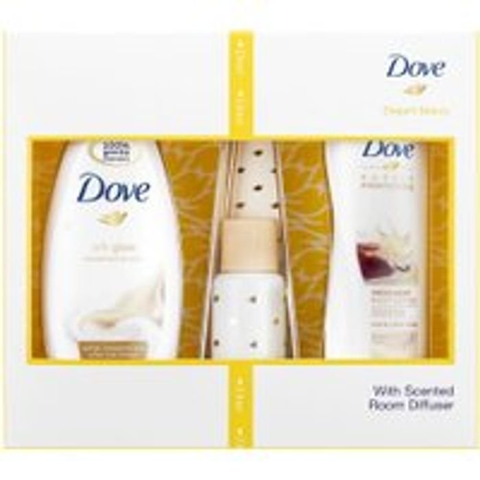 Dove Elegant Beauty Room Difference Gift Set Free C&C