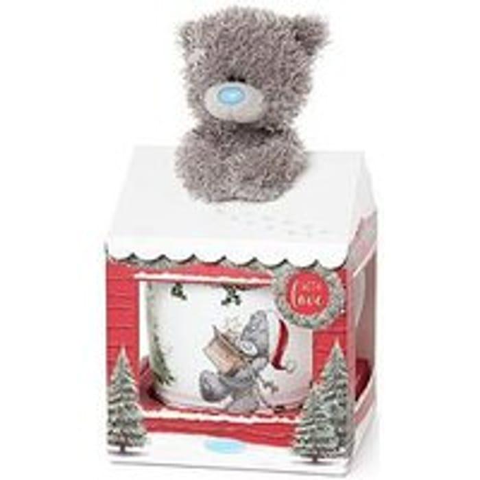 Me to You Mug and Plush Bear Gift Set Free C&C