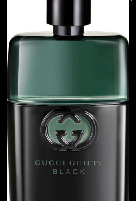 GUCCI - 'Guilty' Black / Eau Pour Homme - 50ml EDT at Debenhams - £26 with Code