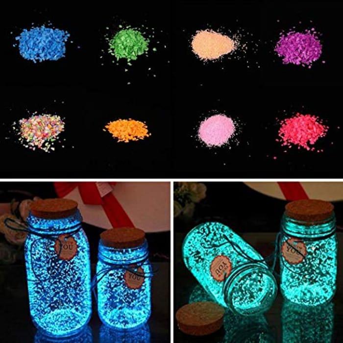 Luminous Fishtank Sand