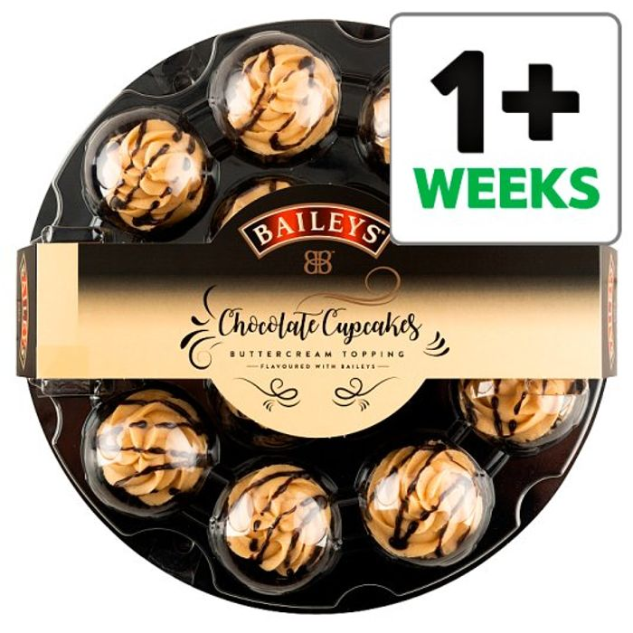 Bailey's Cup Cakes 12