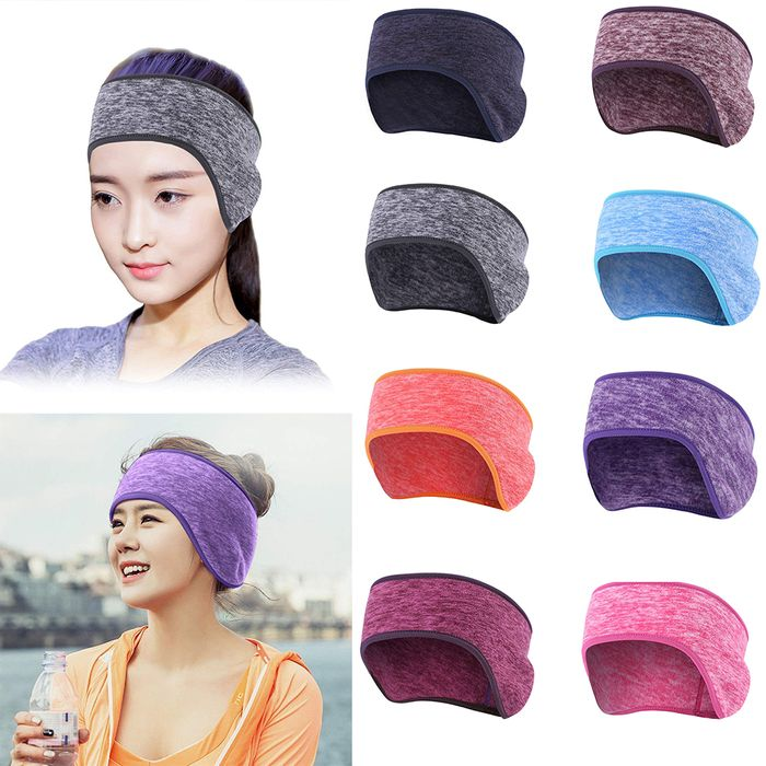 Fleece Ear Warmers - Only £2.99!