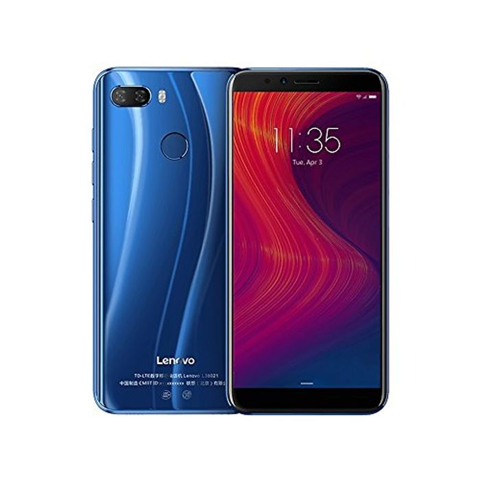 Lenovo K5 Play 4G Mobile Phone - £114.99 from Amazon!