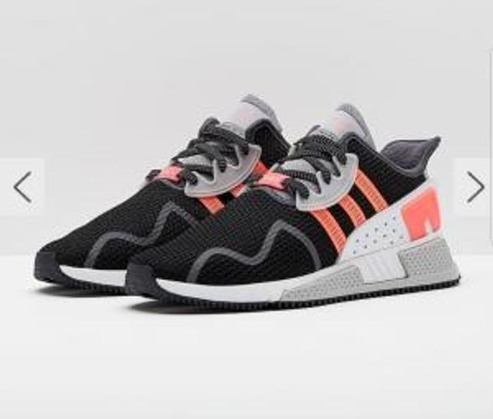 Adidas Originals EQT Cushion Adv - Black Only £45