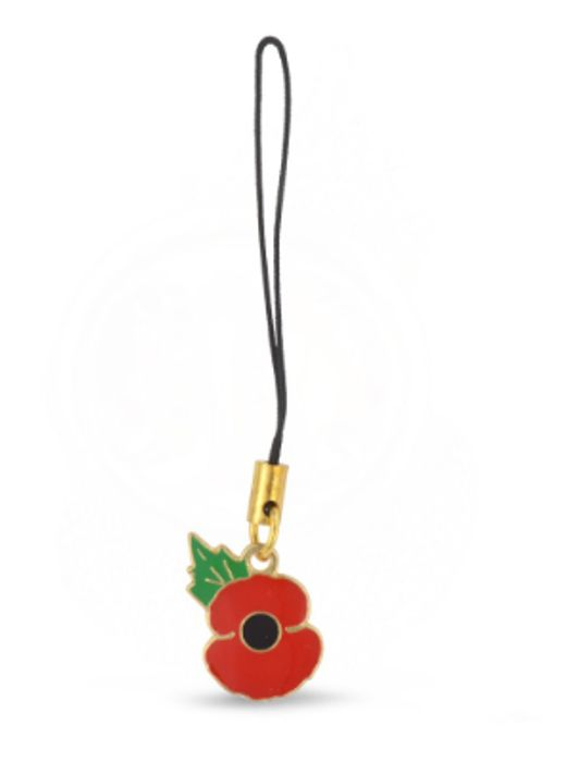 Poppy Mobile Phone Charm Single Only £1.99