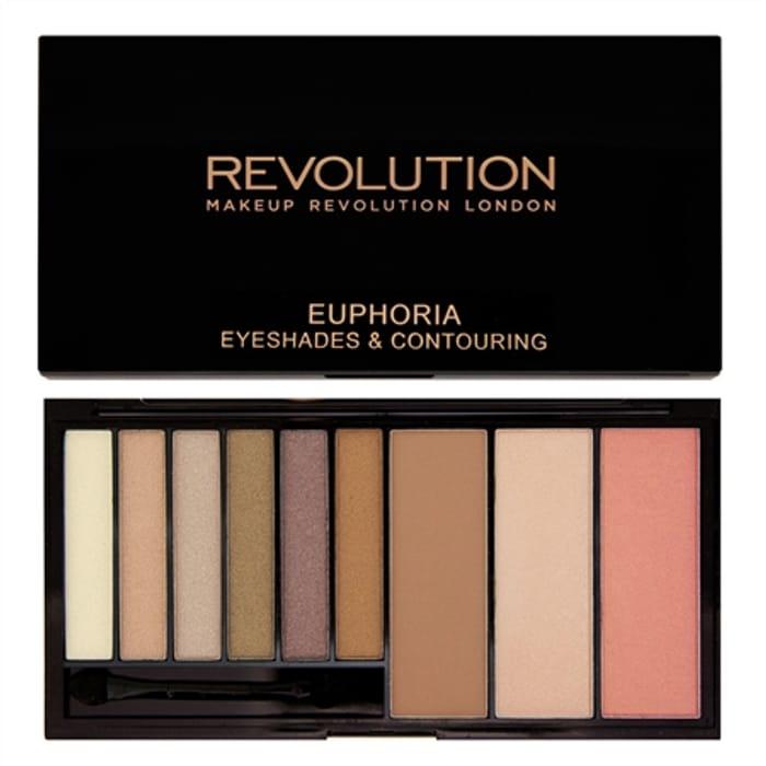 Revolution Euphoria Palette - Bronzed