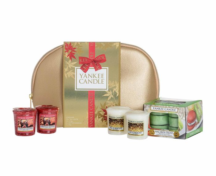 *HALF PRICE* Yankee Candle Cosmetic Bag Gift Set