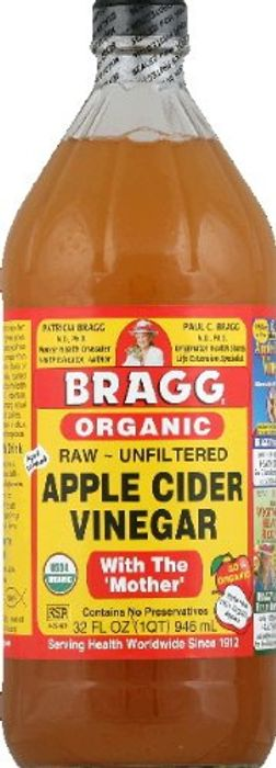 Bragg Organic Raw Apple Cider Vinegar, 32 Ounce - 3 Pack FREE DELIVERY