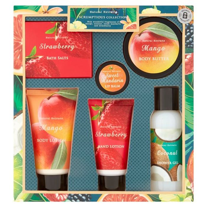 Natural Extracts Scrumptious Collection