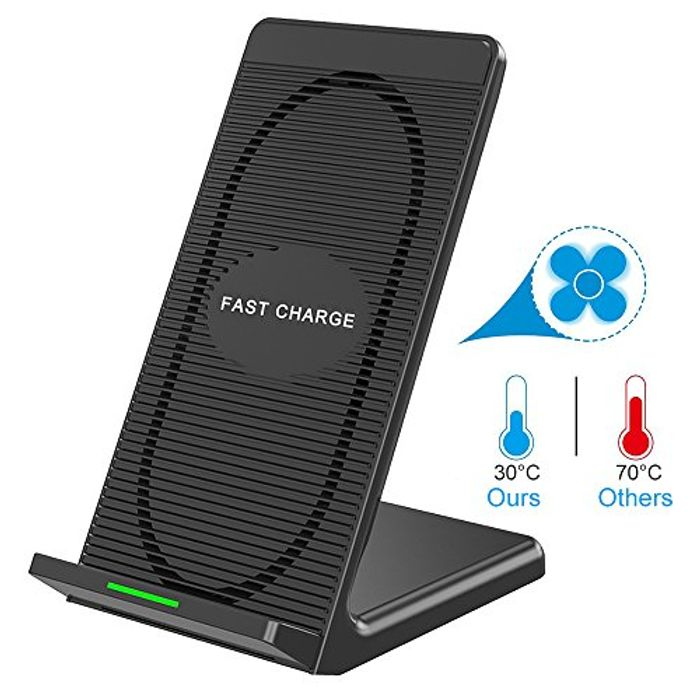 Fast Wireless Charger 30% off - Cheapest Ever