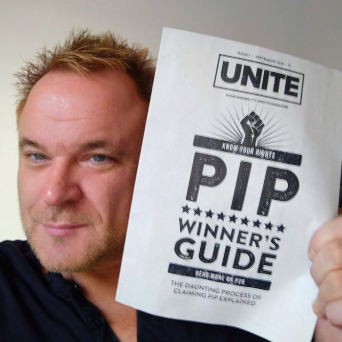 FREE Copy of Unite Disability Rights Magazine