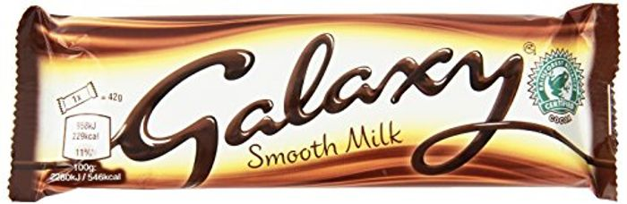 Galaxy Smooth Milk Chocolate, 24 X 42 G Amazon Pantry £2.99 Delivery Applies