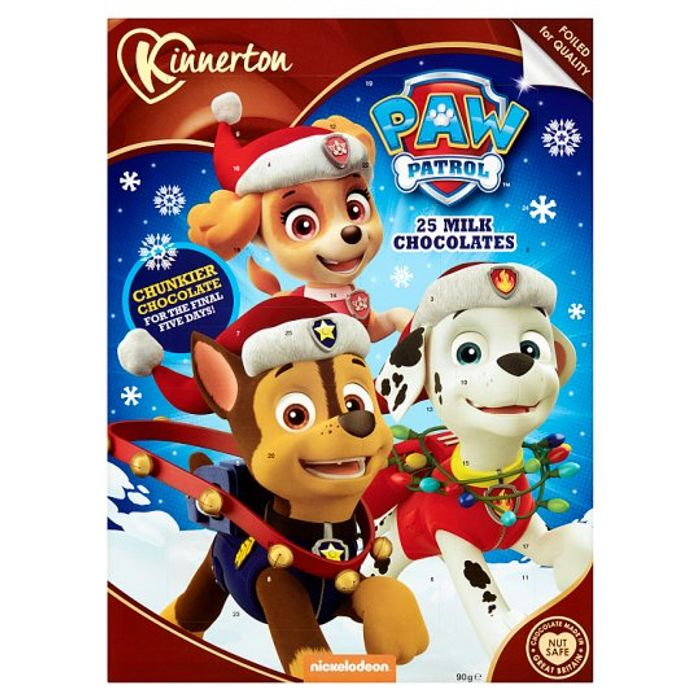 HALF PRICE Paw Patrol Advent Calendar