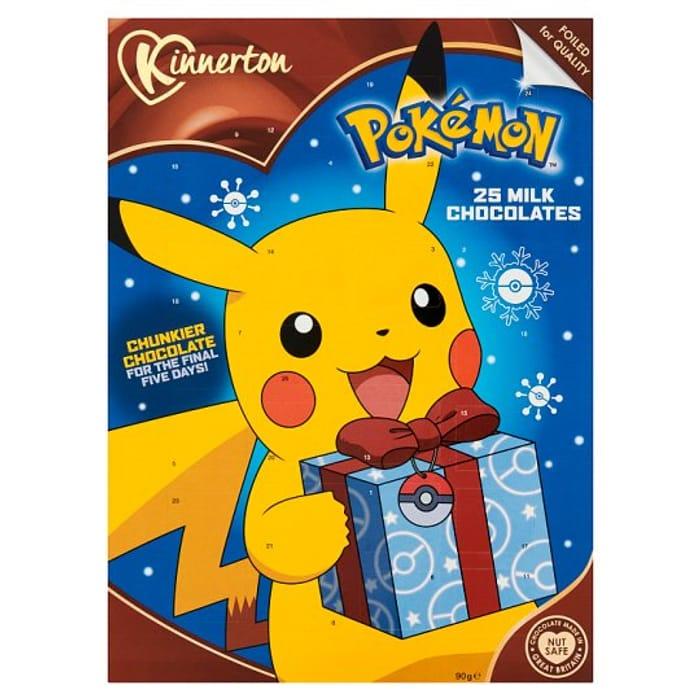 HALF PRICE Pokemon Advent Calendar