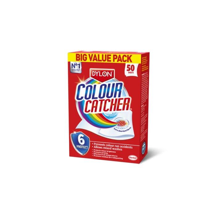 Dylon Colour Catchers 50pk