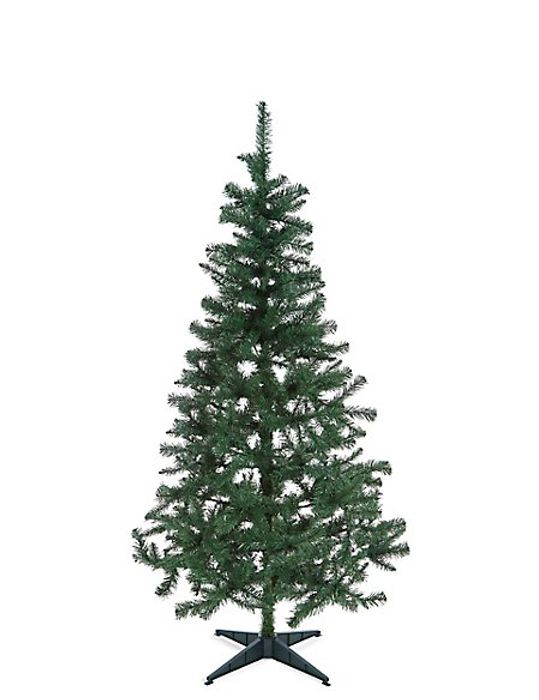 Great Value M&S 6Ft Evergreen Tree Free C&C