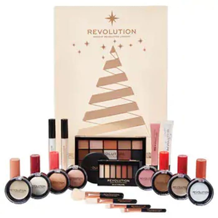 *HALF PRICE* Make up Revolution Beauty Advent Calendar
