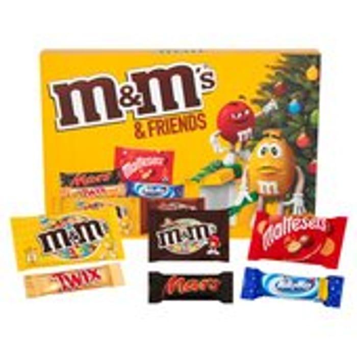 M&M's & Friends Selction Boxes