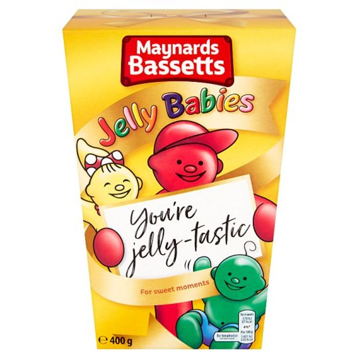 Maynards Bassetts Jelly Babies 400G Half Price Online and Instore