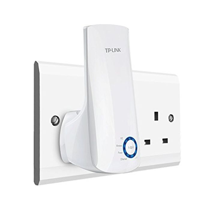 TP-Link N300 Universal Range Extender, Broadband/Wi-Fi Extender,