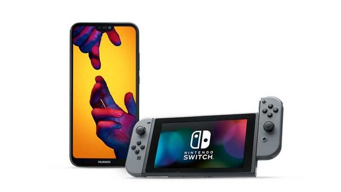 Free Nintendo Switch with Selected EE Mobile Phone Deals