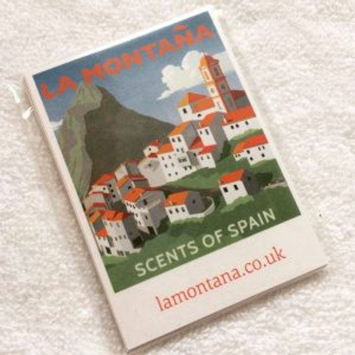 Free Spanish Scented Cards