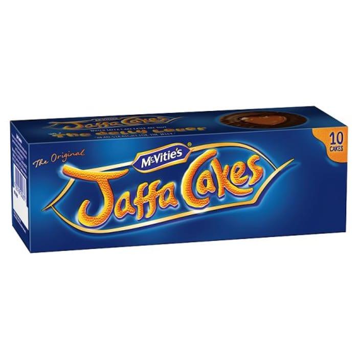 HALF PRICE Mcvitie's Jaffa Cakes 10 Pack