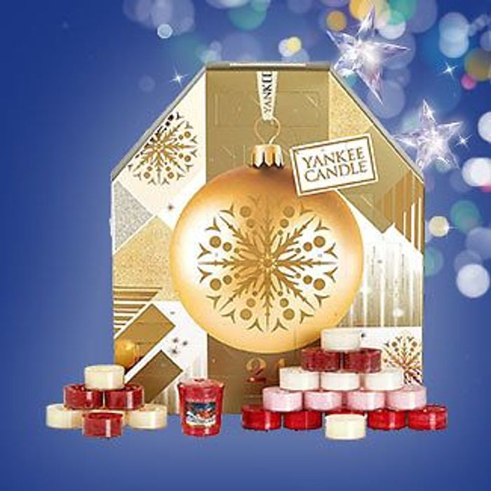 Yankee Candle Classic Advent Calendar Gift Set