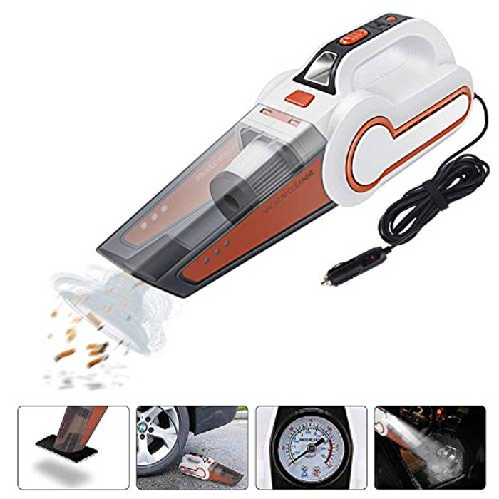 Car Vacuum Cleaner - Only £12.99!