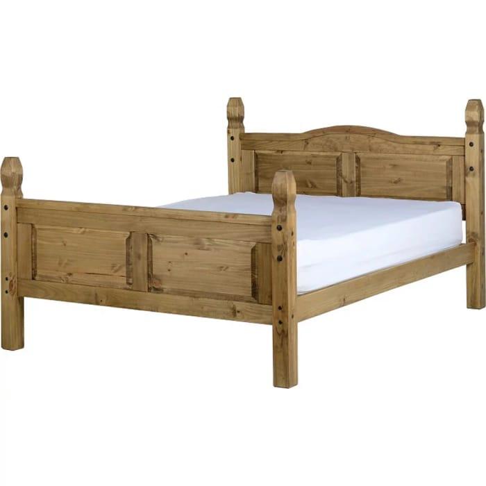 Corona 5ft King Size Bed