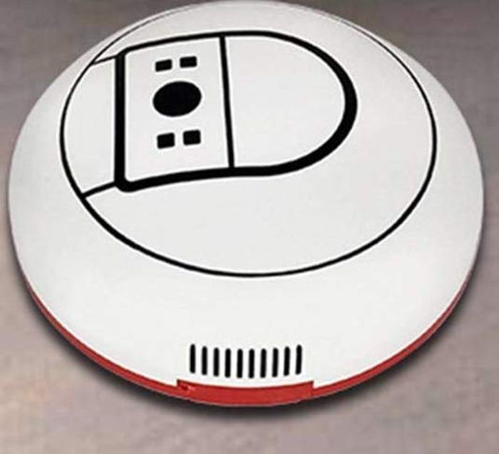 Miniature Robot Vaccum Cleaner - Only £22!