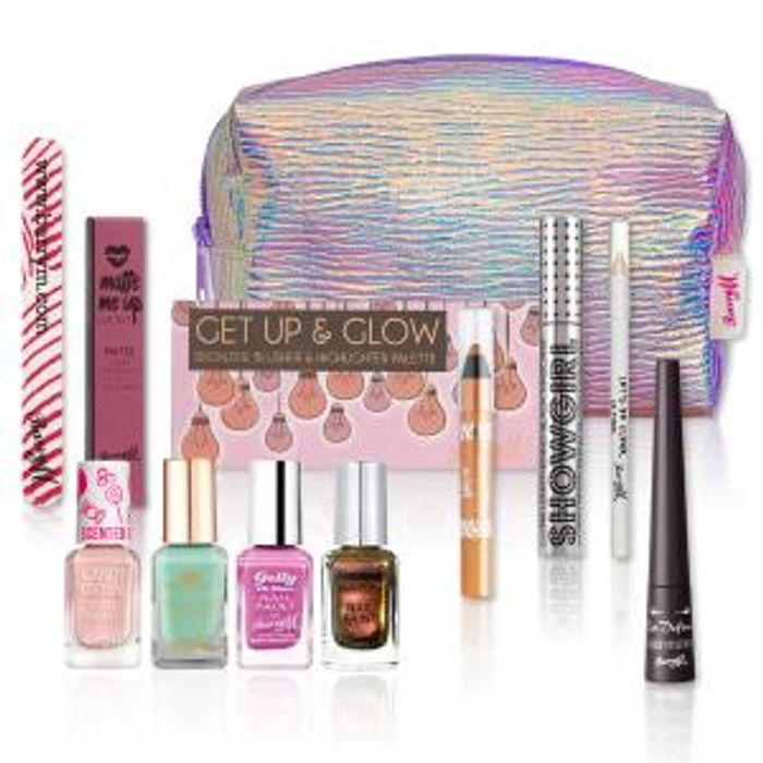 Barry M Mermaid Makeup Goody Bag Only £14.99