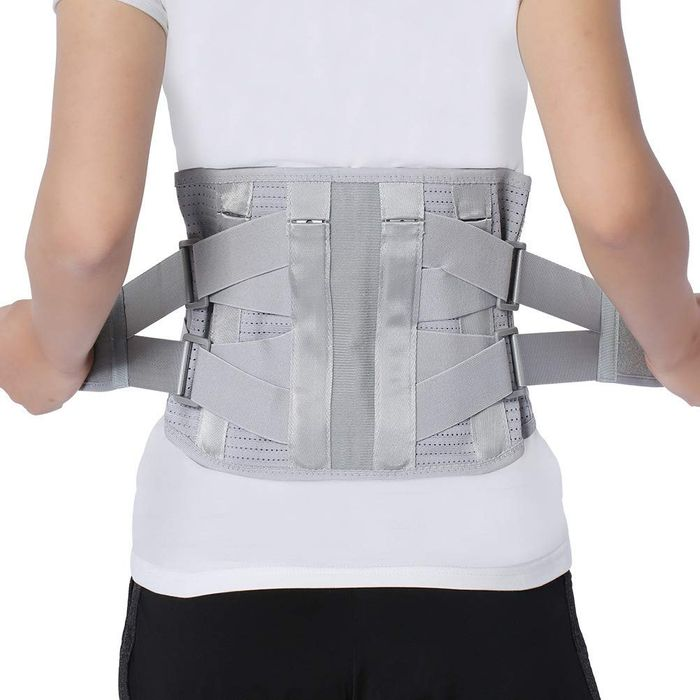 41% off Back Brace Lumbar Support Belt