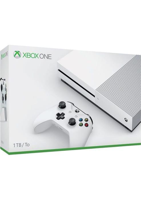 Xbox One S Console - 1TB