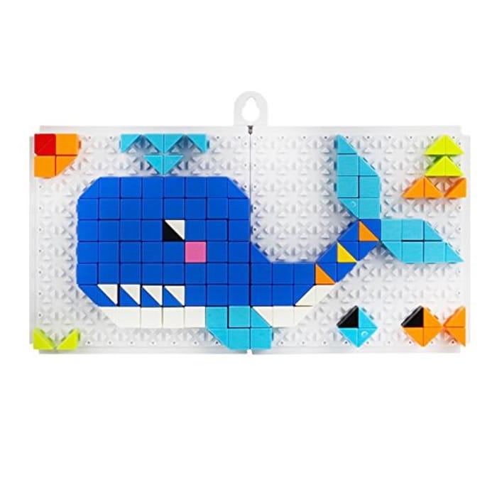 Jigsaw Puzzle Pegboard