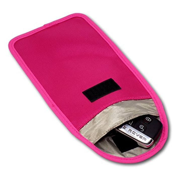 Minder Signal Blocker Pouch for Keyless Entry/Start Car Keys & Mobile Phones